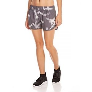 Adidas Women's M10 Q3 Shorts with built in support